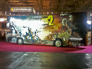 L'énorme bus Borderlands
