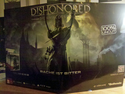 Le sac Dishonored