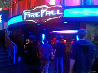 Le stand Firefall