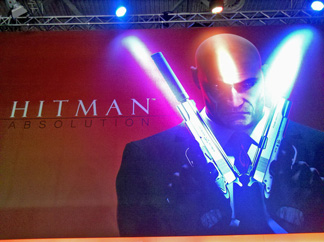Le stand Hitman : Absolution
