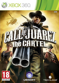 Jaquette du jeu Call of Juarez - The Cartel