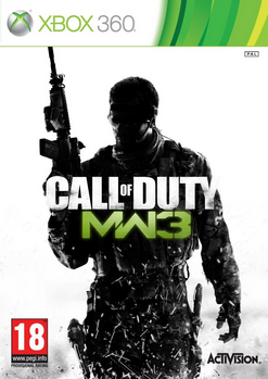 Jaquette du jeu Call of Duty - Modern Warfare 3